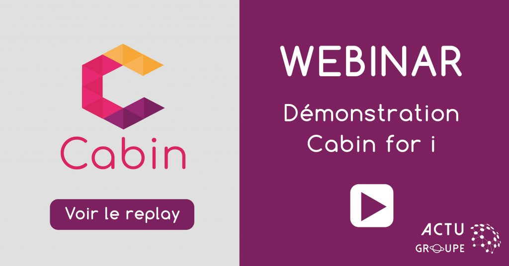 [Webinar] Cabin for i by Fabrick